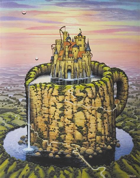 Yerka Paints Like An by 184 Best Images About Artist Yerka Jacek On