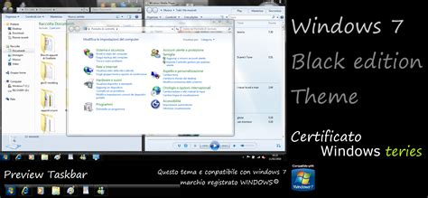 themes for windows 7 black edition windows 7 themes black edition