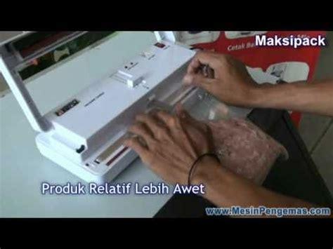 Mesin Sealer mesin vacuum sealer manual maksipack