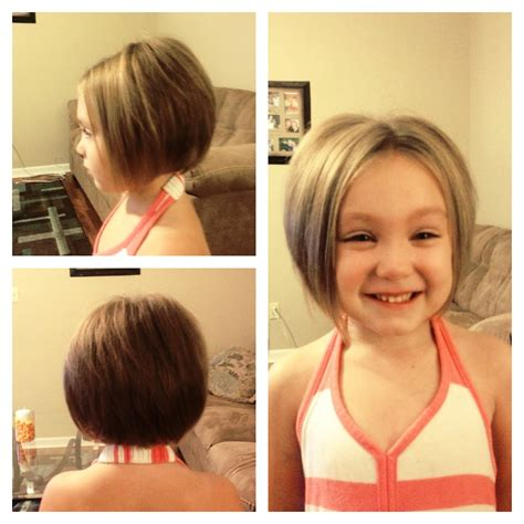how to trim ladies short hair little girl bob haircuts 1000 images about mia s board on
