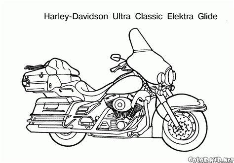 disegni da colorare moto  viaggi