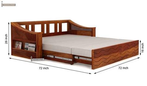 designs for sofa cum bed thar sofa cum bed honey finish 12 sofacumbed