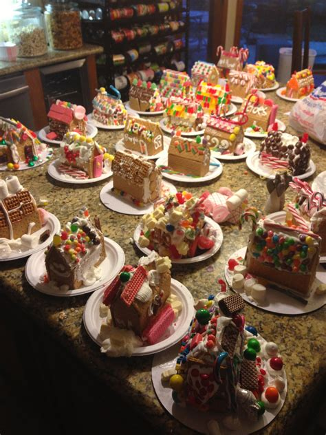 how to throw a house party how to host a gingerbread house party eat this up