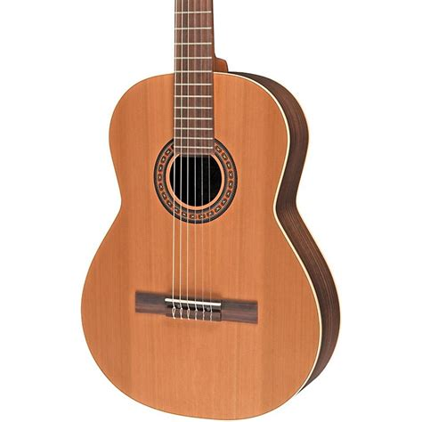 Gitar Clasic Eq Tas la patrie collection qi eq acoustic electric classical guitar musician s friend