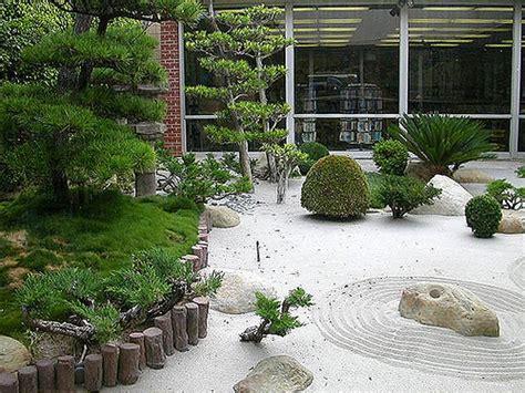 imagenes espacios zen plantas para jardines zen