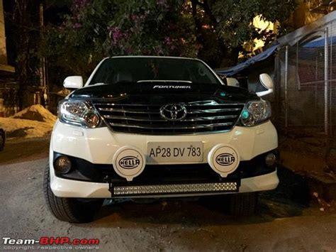 Led Light Bar India Car Accessories Indian Decars Banjara Himayathnagar Hyderabad Team Bhp
