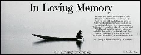 In Loving Memory   Home   Facebook