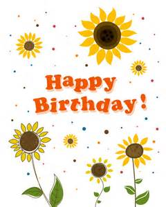 happy birthday flower card messages flower with happy birthday greeting cards vector 05