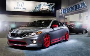 Honda Accord Coupe 2013 2013 Honda Accord Coupe 2012 Sema Auto Show Motor Trend