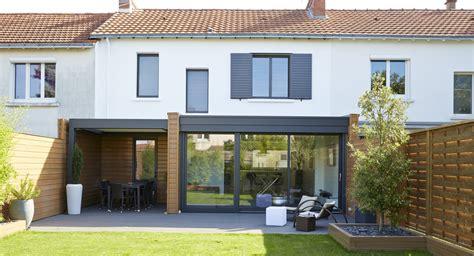 con veranda v 233 randa contemporaine v 233 randa extension pergola et
