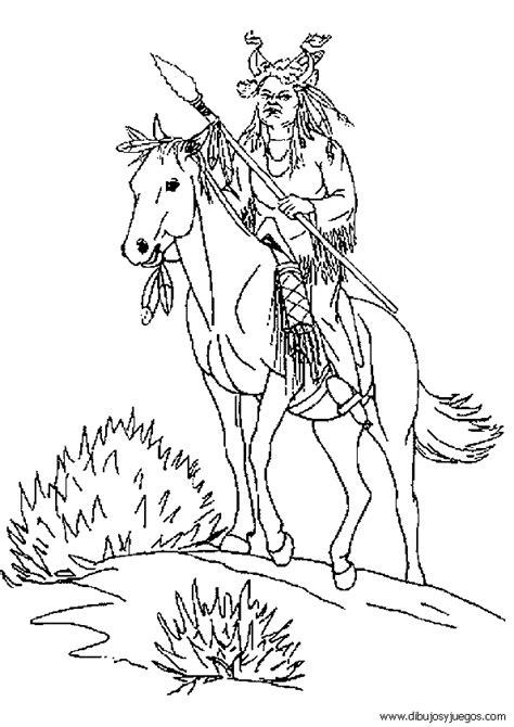 imagenes de in dios dibujos de indios free coloring pages
