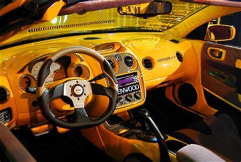 Auto Innenraum Tuning by Pintar El Interior De Un Auto 161 Tuning Tuning Extremo