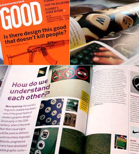 design magazine submissions good magazine the design issue core77