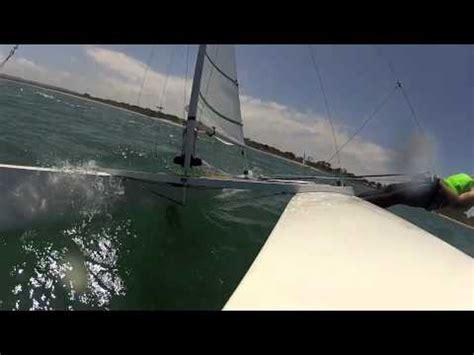 catamaran sailing license mosquito catamaran sailing mpeg youtube