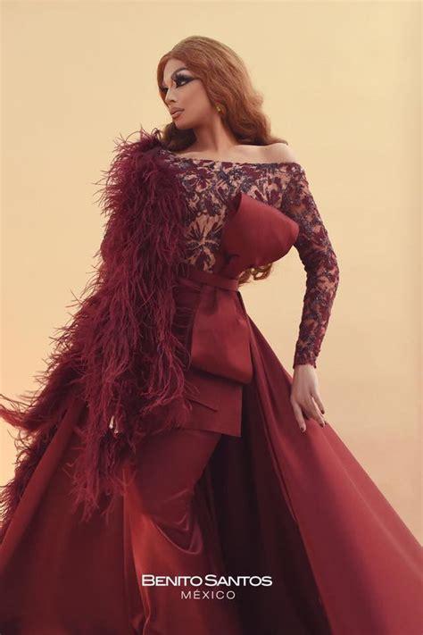 Dress Valentina valentina for benito santos carpet 2018 caign