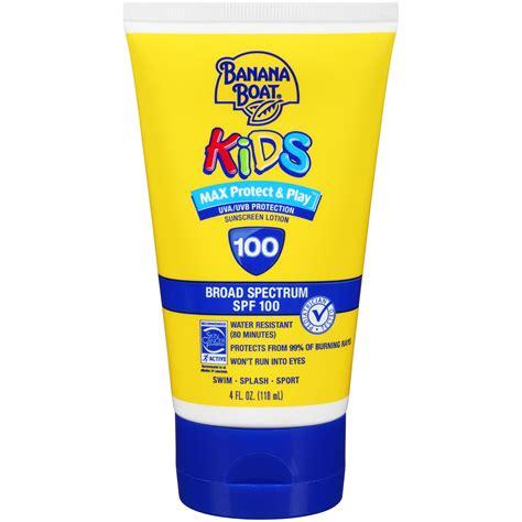 banana boat tanning sunscreen banana boat suntan lotion
