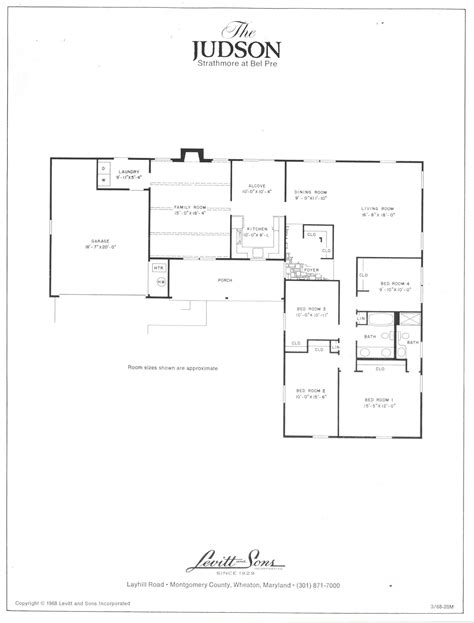 Levitt Homes Floor Plan Levitt House Floor Plans Ny Home Photo Style