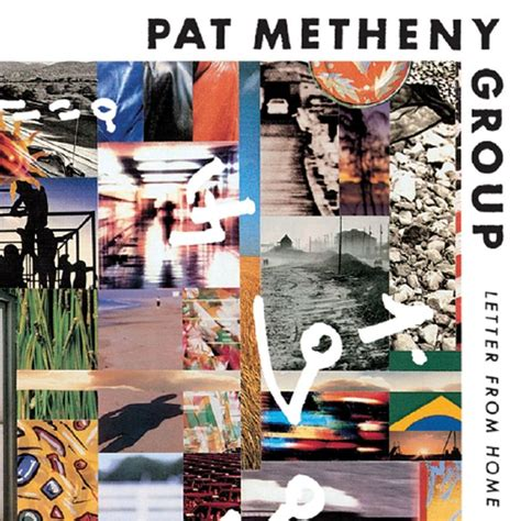pat metheny letter from home pat metheny reviews