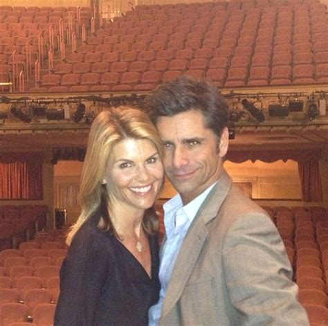 lori loughlin full house full house reunion john stamos lori loughlin and bob saget s night out photos