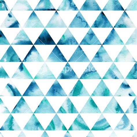 triangle color pattern vector vector watercolor triangles pattern modern hipster