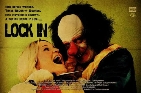 film it clown kill aka lock in 2014 horrorpedia