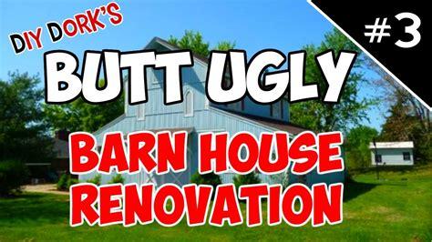 Steel Barn Siding Barn House Renovation New Doors Amp Metal Siding Youtube