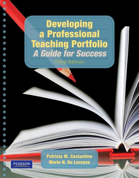 developing a professional teaching portfolio a guide for