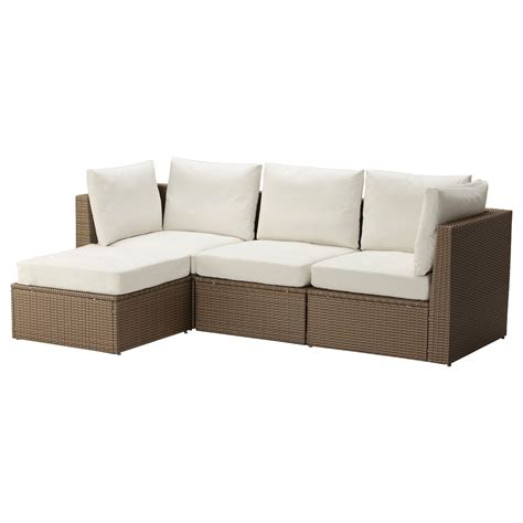 garden sofas and chairs outdoor garden sofas wooden rattan furniture ikea