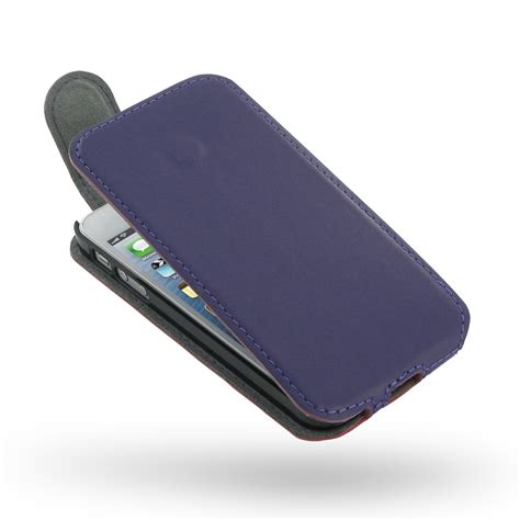 Original Leather Flip Cover Wallet Iphone 5 5s Se 6 6s 6 7 7 iphone 5 5s leather flip top purple pdair wallet sleeve pouch