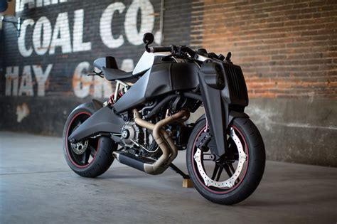 Motorrad Zubehör Black Friday by Ronin 47 La Moto Futuriste Par Ronin