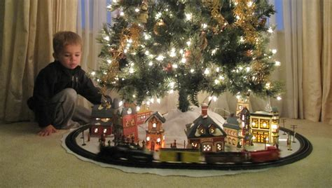 christmas tree train set best business template