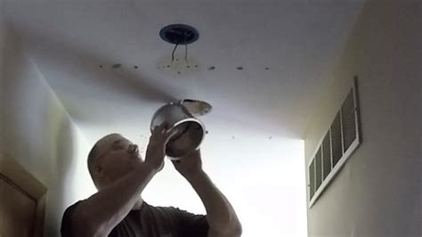 can i add a light to a ceiling fan how to install recessed lighting in existing ceiling
