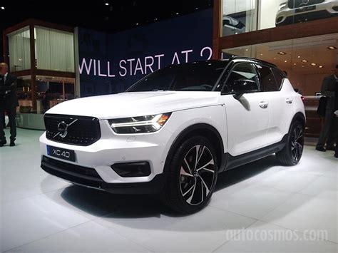 Volvo Auto 2019 by Volvo Xc40 2019 Llega A M 233 Xico Desde 659 900 Pesos