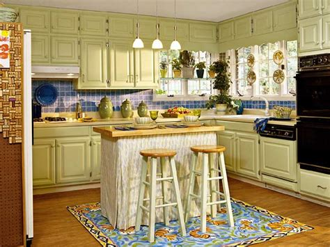 Paint Color For Kitchen Cabinets Kitchen Decorating How To Paint Your Cabinets The Budget Decorator