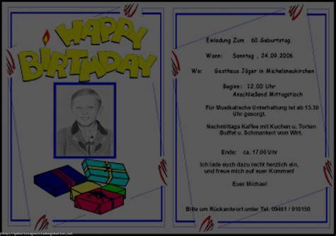 Kostenlose Vorlage ã Karte Vorlage Einladung Geburtstag Einladungen Geburtstag