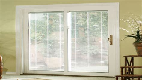 Patio Doors With Blinds Inside Glass Sliding Glass Door Blinds Pella Sliding Patio Doors Sliding Glass Patio Doors With Blinds