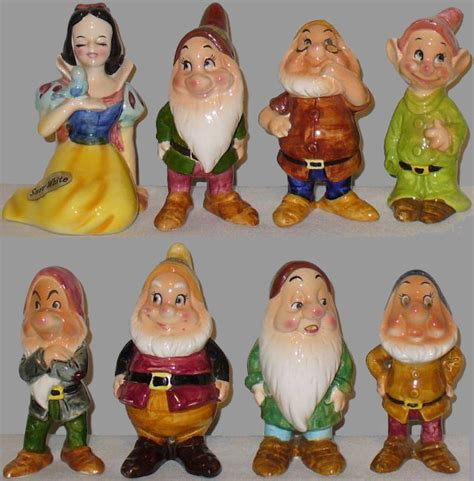 Figurine Snow White 7 Dwarfs Set what a character quot s quot items in stock page 16