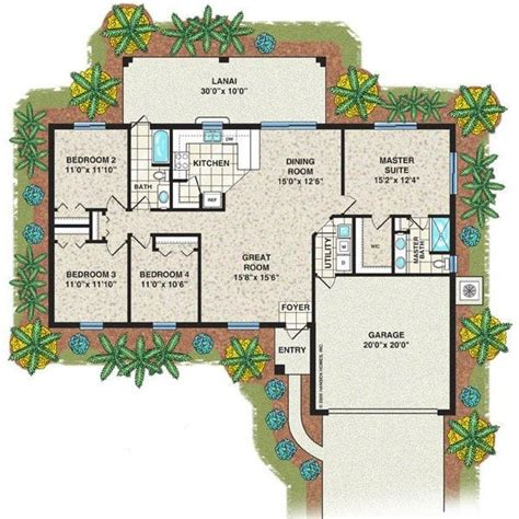 4 bedroom 2 bath floor plans awesome floor plans for a 4 bedroom 2 bath house new