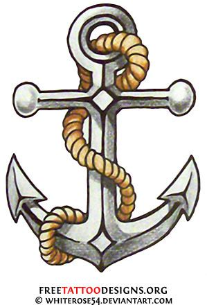 ship anchor tattoo designs traditional school tattoos anchor ship pin