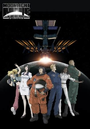 Anime 8 Mile by Moonlight Mile 1st Season Lift Pictures