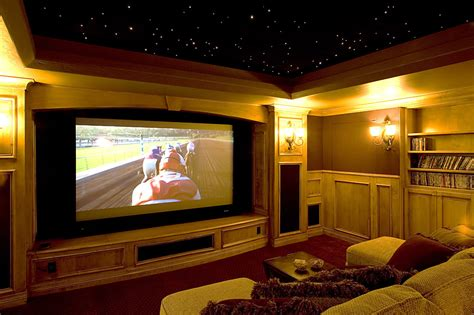 Luxury Home Design Magazines by Theater Rooms Electronic Integration