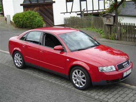 Audi A4 Baujahr 2001 by Audi A4 A4 8e 2 0 Bj 2001 Details