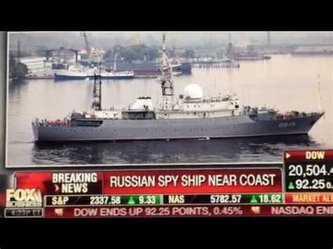 russian spy boat russian spy boat youtube