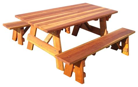 rustic picnic bench 1 5 round corner picnic table rustic outdoor dining