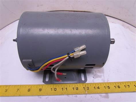 Hitachi Tfo Kk 15 Hp 3 Phase 4 Pole Elektro Motor Dinamo hitachi efou kt 1ph single phase induction motor 100 110v 1440 1740 rpm 1 4hp ebay