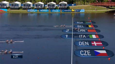 roeien kortrijk bruggeling geplaatst voor finale wk roeien focus en wtv