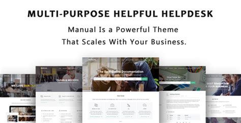 themeforest documentation manual multi purpose online documentation knowledge