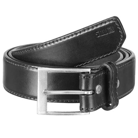 5 11 leather casual belt 1 5 quot army tactical