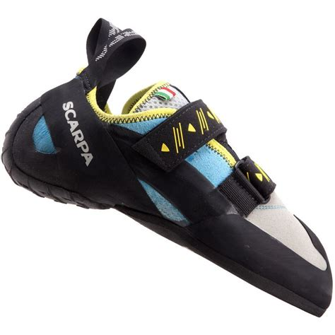 scarpa rock climbing shoes scarpa vapor v womens leather rock climbing shoes