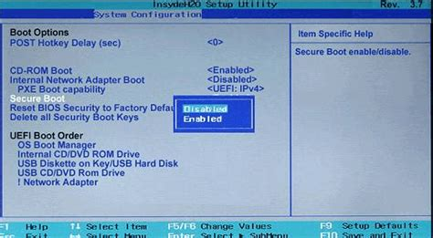 change the boot order to boot from usb or dvd on bios